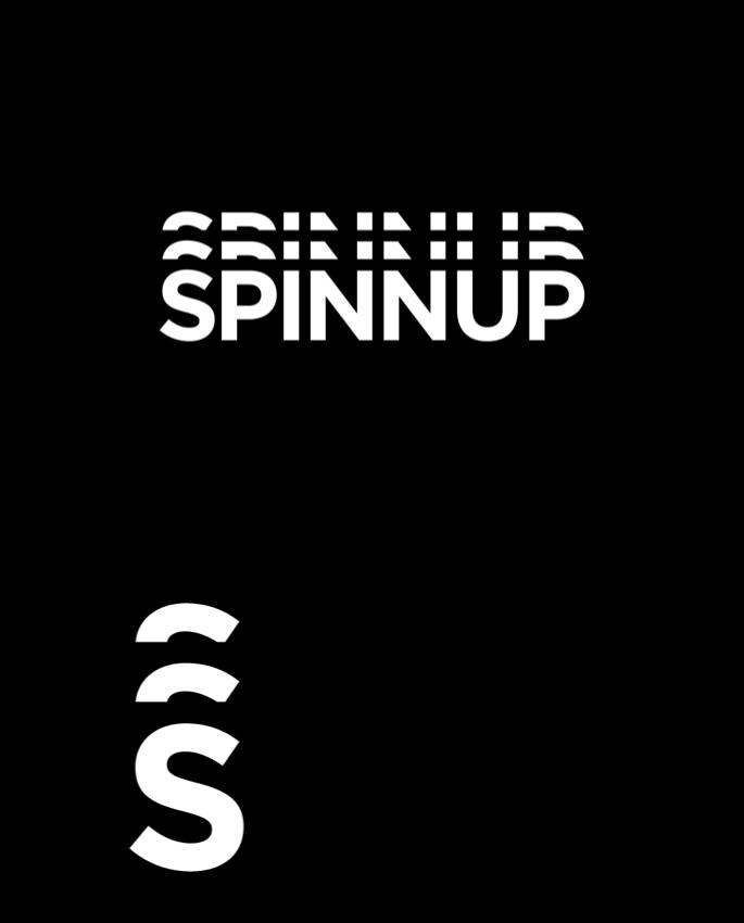 Logo_blackshorthand_spinnup